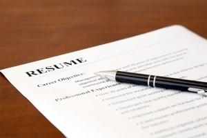 Resume tips used on written resume