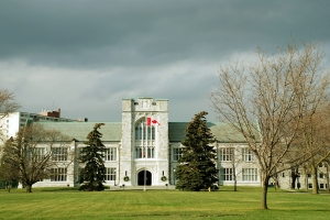 Albert College resides in Quinte, Ontario